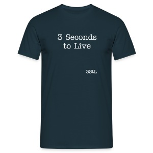 3 Seconds - short - Men's T-Shirt
