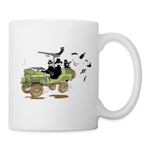 Tasse Jeep - Mug blanc