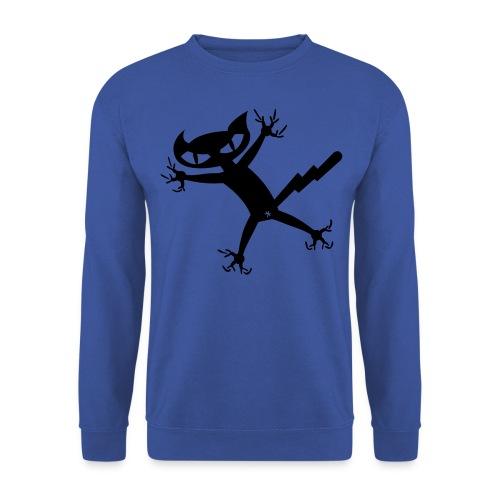 Bad Cat - rot Pullover - Männer Pullover