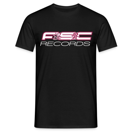 FSC T-SHIRT CLASSIC BLACK - Men's T-Shirt