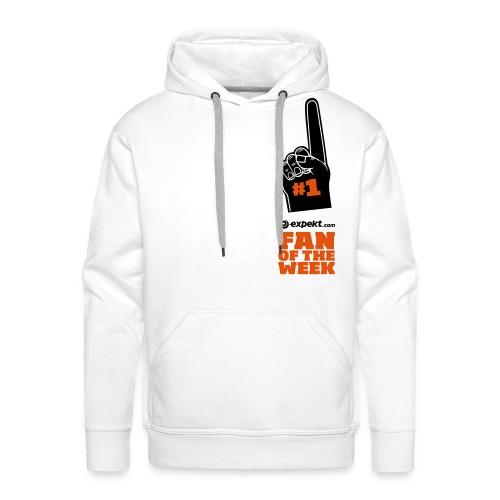 Men's Fan of The Week Hoodie - Men's Premium Hoodie
