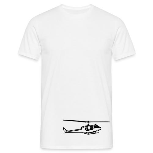 huGe cHopper - Men's T-Shirt