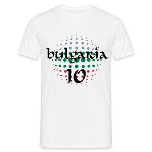 bulgaria 3 - Men's T-Shirt