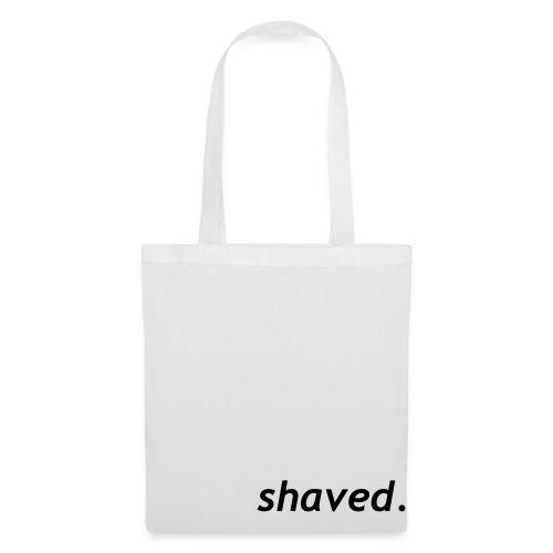 shaven raven - Tote Bag