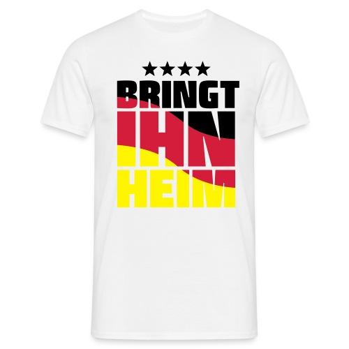 WM Shirt 2010 5 - Männer T-Shirt