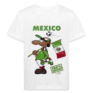 Bio-Fanshirt Mexico Kids - Kinder Bio-T-Shirt