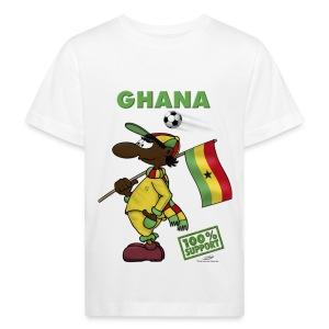 Bio-Fanshirt Ghana Kids - Kinder Bio-T-Shirt
