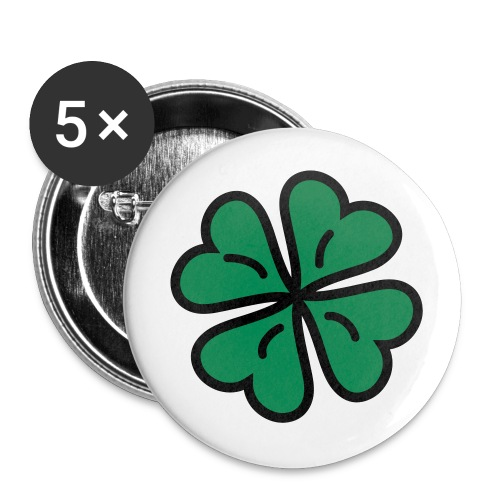 lucky - Buttons large 56 mm