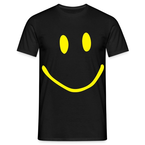 Just smile T - Men's T-Shirt