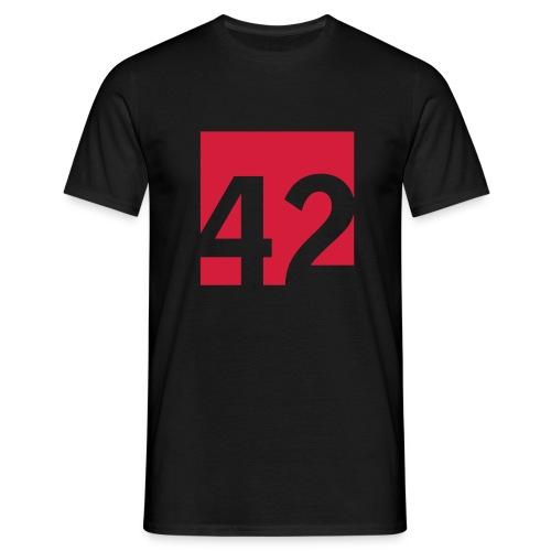 42 - Männer T-Shirt