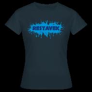 T-Shirts ~ Frauen T-Shirt ~ T-Shirt Frau Restavek Splash 02 © by kally ART®