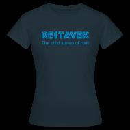 T-Shirts ~ Frauen T-Shirt ~ T-Shirt Frau Restavek 01 © by kally ART®