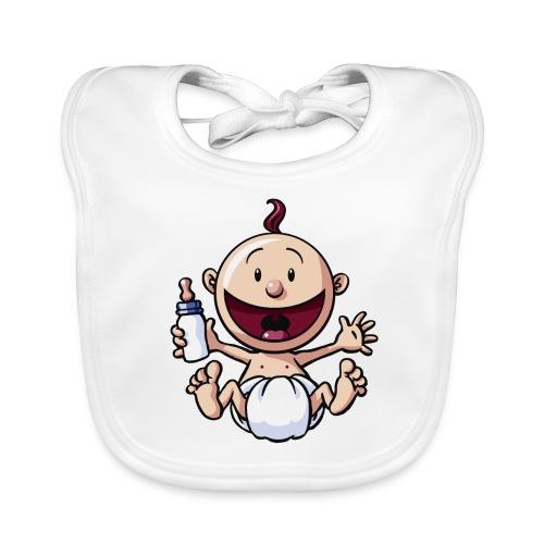 Freches Baby Lätzchen - Baby Bio-Lätzchen