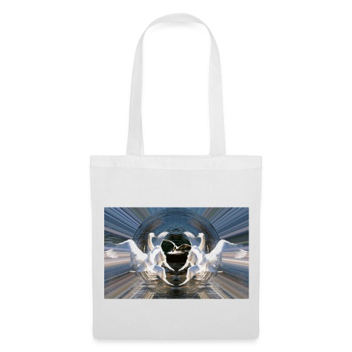 Swan Dream - Tote Bag