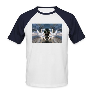 Swan Dream - Men's Baseball T-Shirt