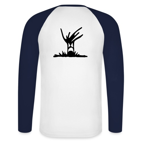 halloween - T-shirt baseball manches longues Homme