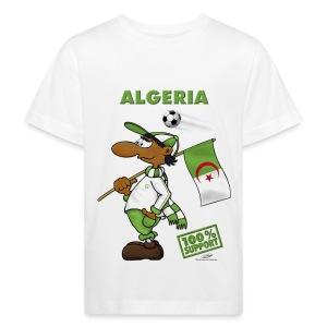 Bio-Fanshirt Algeria Kids - Kinder Bio-T-Shirt