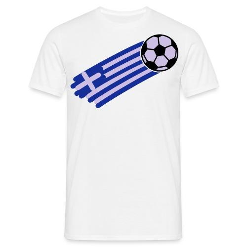 GREEK FOOTBALL - Men's T-Shirt