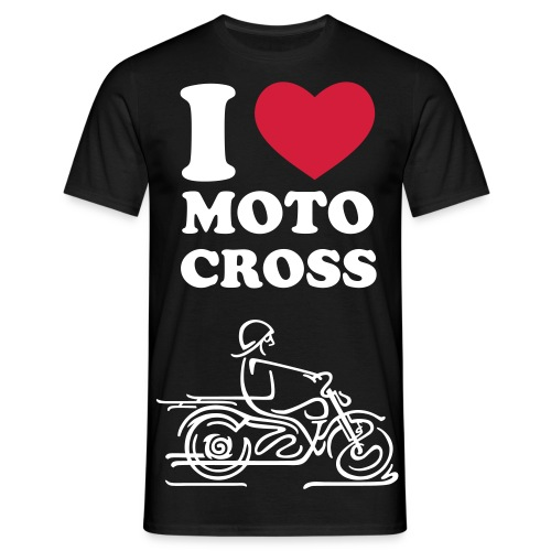 Mor¡to cross - Camiseta hombre