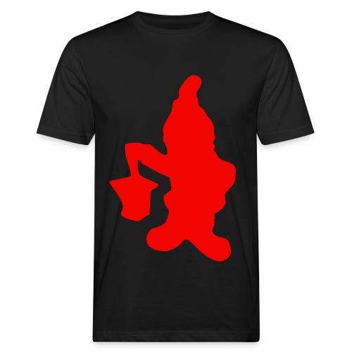 In Bio und Riesig!! - Männer Bio-T-Shirt