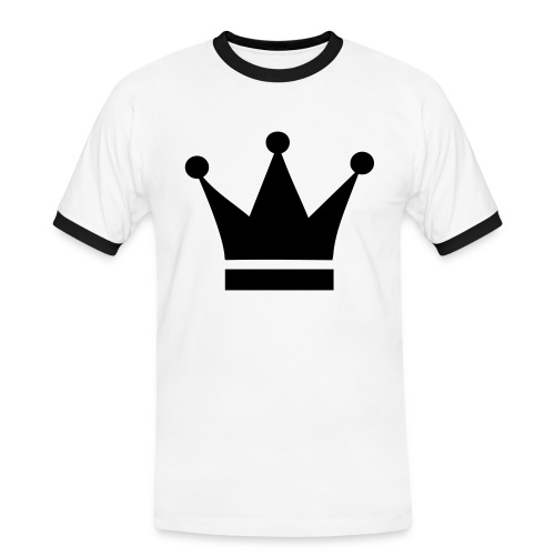 King - Camiseta contraste hombre