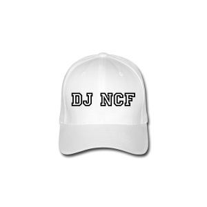 dj-ncf in the world 1 - Casquette Flexfit