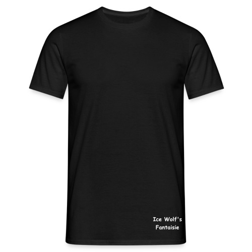 loup_poing - T-shirt Homme