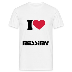 i love Me. - T-shirt Homme