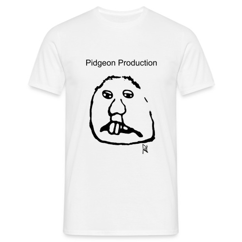 PidgeonProduction - Men's T-Shirt