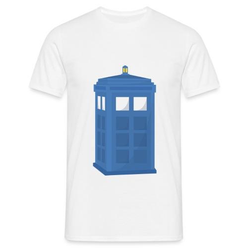 Men's Police Box Tee - Men's T-Shirt