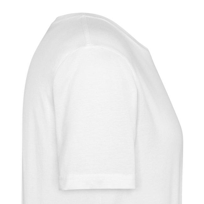 T-Shirt snafuradler weiß klimaneutral