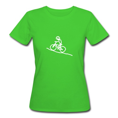 T-Shirt grün klimaneutral - Frauen Bio-T-Shirt