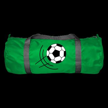 Emerald green Fußball zack Anspiel / soccer zack play start (2c) Bags