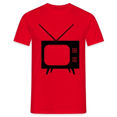 T.V. - Men's T-Shirt