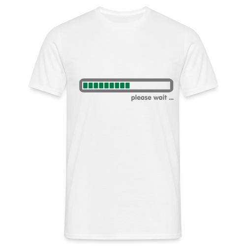 Progressbar - Koszulka męska