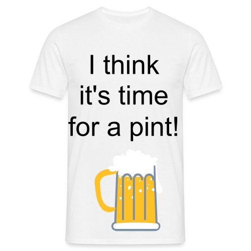 Pint - Men's T-Shirt