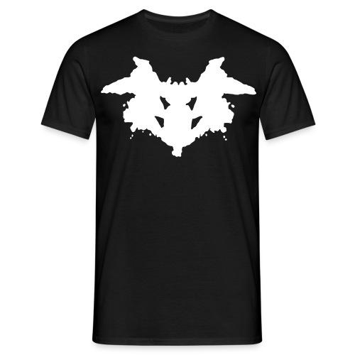 Rorschach-Shirt - Männer T-Shirt