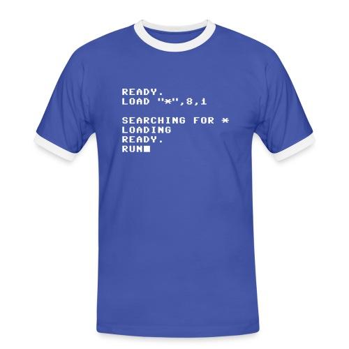LOAD - Männer Kontrast-T-Shirt