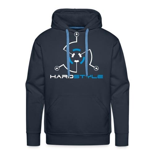 Hardstyle - Herre Premium hættetrøje