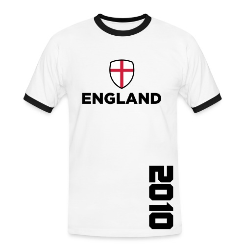 england - T-shirt contrasté Homme