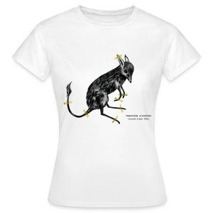 Benjamin Dittrich Nasenbeutler - Frauen T-Shirt