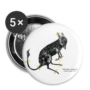 Benjamin Dittrich Nasenbeutler - Buttons mittel 32 mm