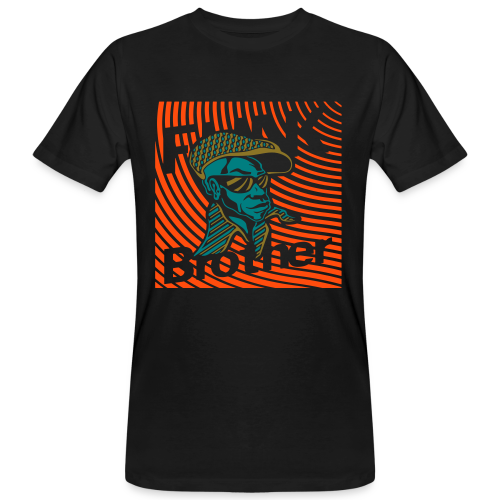 FUNK BROTHER Pt.2 (TWIRL 3c) - Männer Bio-T-Shirt
