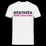 T-Shirts ~ Männer T-Shirt ~ T-Shirt Mann Restavek 03 pink© by kally ART®