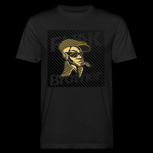 FUNK BROTHER Pt.2 (3c) - Männer Bio-T-Shirt