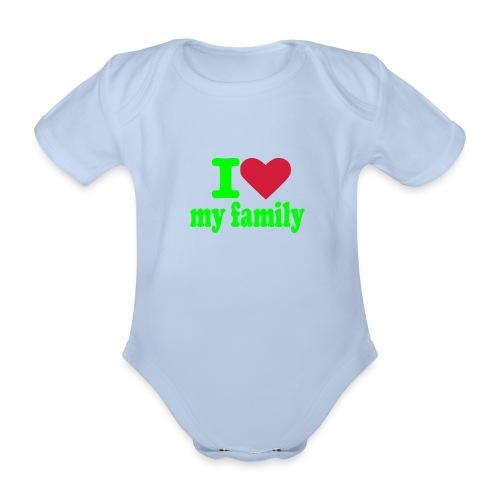 Kleines Cap - Baby Bio-Kurzarm-Body