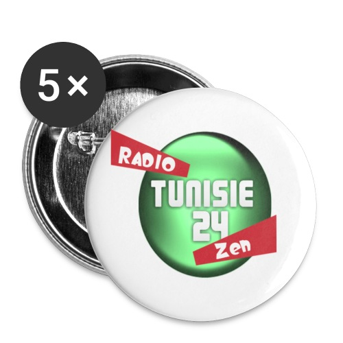 Badge Zen 25mm - Badge petit 25 mm