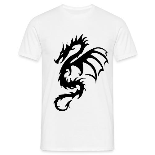Drache Dragon 4 - Männer T-Shirt