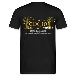 CLX 2010 Mens - Men's T-Shirt