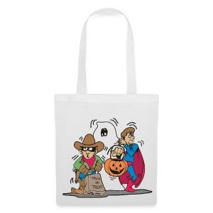 Trick or Treat Bag - Tote Bag